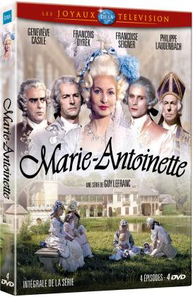 Marie-Antoinette - Intégrale de la série (1975) (4 DVDs)