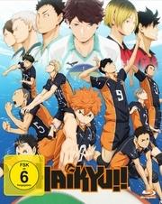 Haikyu!! - Staffel 1 (Gesamtausgabe, 4 Blu-rays)