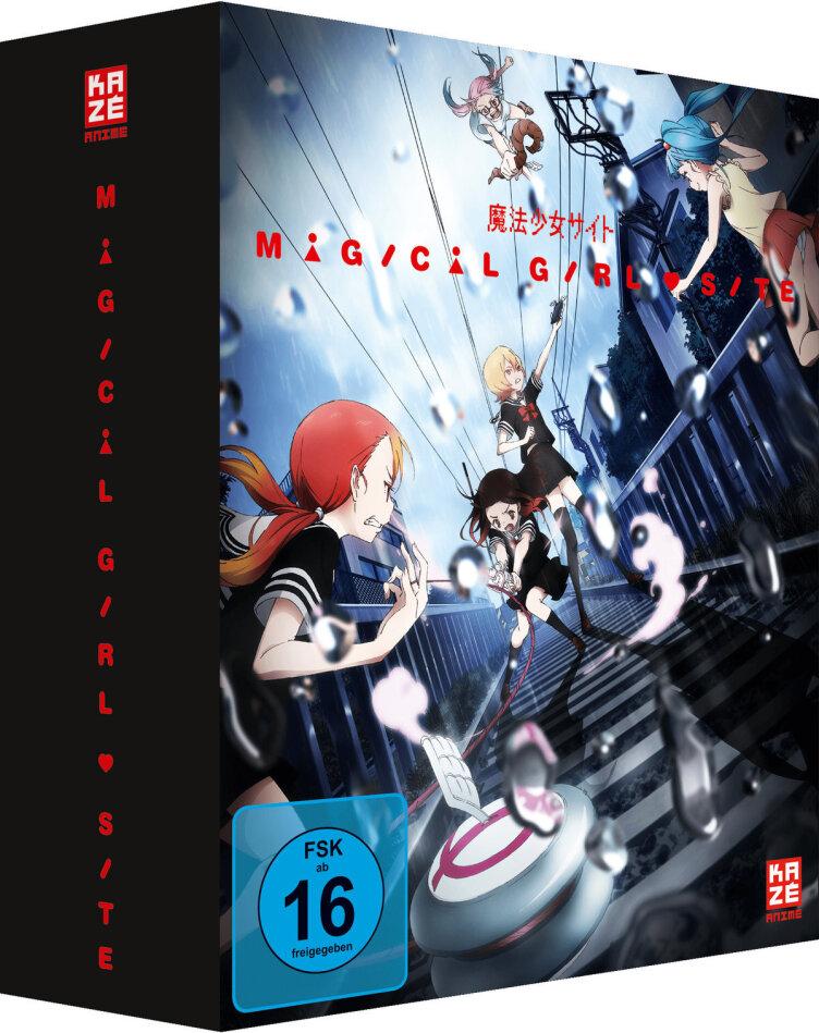 Magical Girl Site - Vol. 1 (+ Sammelschuber, Limited Edition)