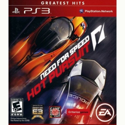 Need For Speed Hot Pursuit Platinum Hits