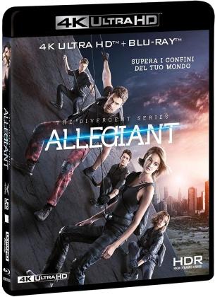 Allegiant (2016) (4K Ultra HD + Blu-ray)