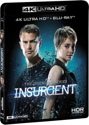 Insurgent (4K Ultra HD + Blu-ray)