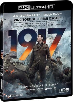 1917 (2019) (Riedizione, 4K Ultra HD + Blu-ray)