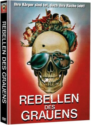 Rebellen des Grauens (1986) (Cover C, Limited Edition, Mediabook, 2 DVDs)