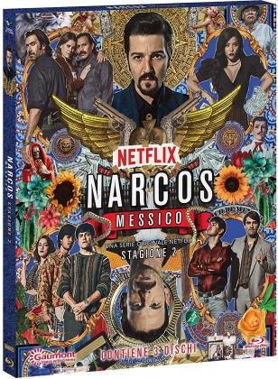 Narcos: Mexico - Stagione 2 (3 Blu-ray)