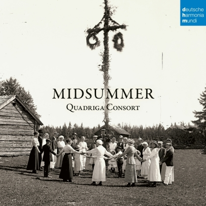 Quadriga Consort - Midsummer