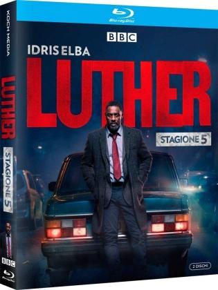 Luther - Stagione 5 (Edizione Limitata, 2 Blu-ray)
