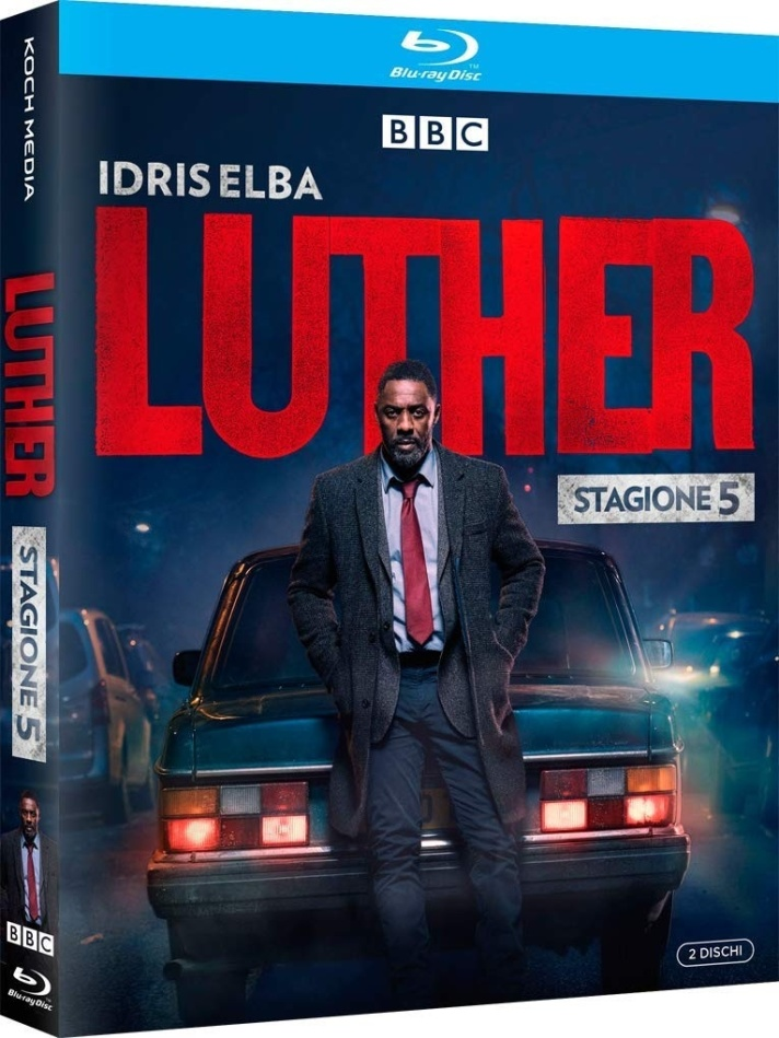 Luther - Stagione 5 (Limited Edition, 2 Blu-rays)