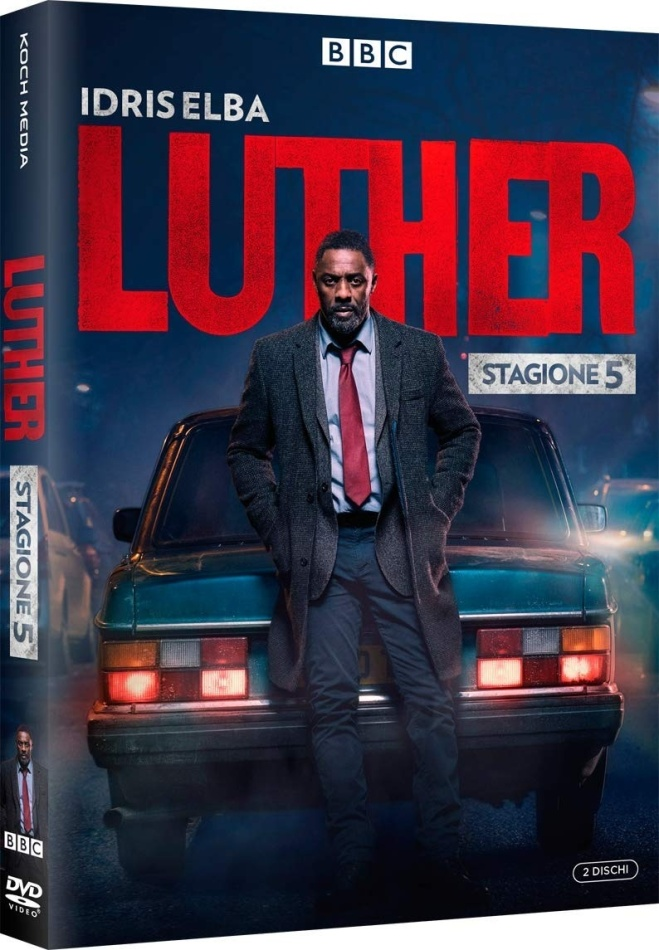 Luther - Stagione 5 (Limited Edition, 2 DVDs)