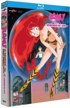 Lamù - La Ragazza dello Spazio - The Movie - Remember My Love (1985) (Versione Rimasterizzata)