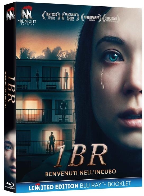 1BR - Benvenuti nell'incubo (2019) (Midnight Factory, Limited Edition)