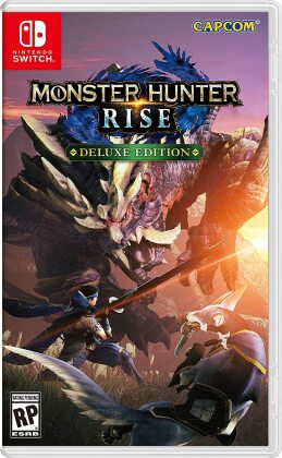 Monster Hunter Rise (Édition Deluxe)