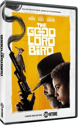 The Good Lord Bird - TV Mini-Series (2 DVDs)