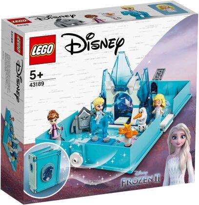Elsas Märchenbuch - Lego Disney Frozen 2,