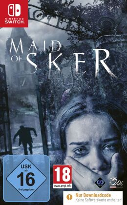 Maid of Sker - (Code in a Box)