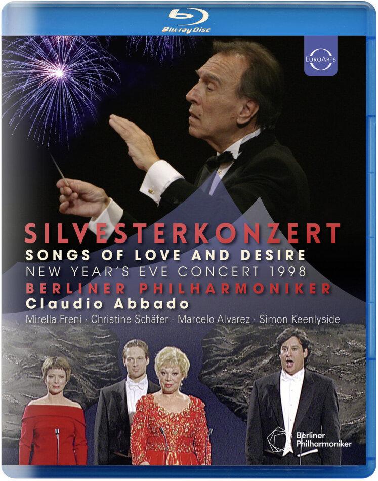 Claudio Abbado & Berliner Philharmoniker - Silvesterkonzert der Berliner Philharmoniker 1998