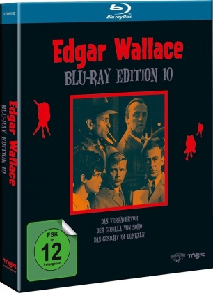 Edgar Wallace Edition 10 (3 Blu-rays)