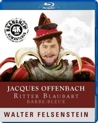Jacques Offenbach - Ritter Blaubart - Barbe-Bleue (Remastered)