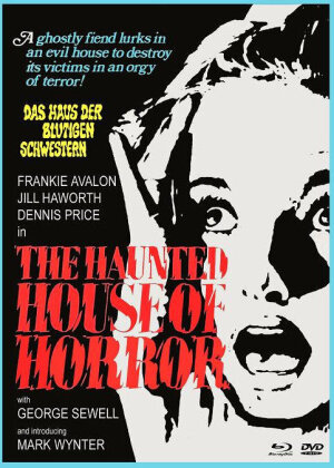 The Haunted House of Horror - Das Haus der blutigen Schwestern (1969) (Cover D, Eurocult Collection, Limited Edition, Mediabook, Uncut, Blu-ray + DVD)