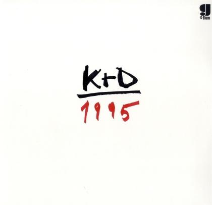 Kruder & Dorfmeister - 1995 (Limited, Snow Edition, White Vinyl, 2 LPs)