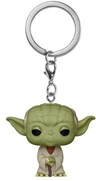 Funko Pop! Keychains - Star Wars Classics: Yoda