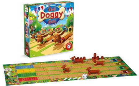 Go, Doggy - Go! (Kinderspiel)