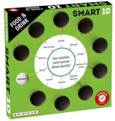 Smart 10 Erweiterung 1 - Food & Drink (Spiel-Zubehör)