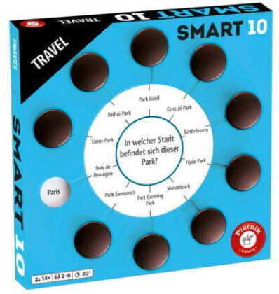 Smart 10 Erweiterung 2 - Travel (Spiel-Zubehör)