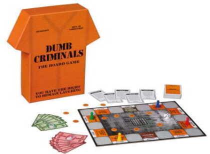 Die dümmsten Verbrecher