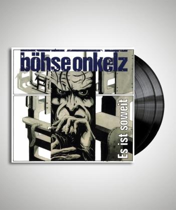 Böhse Onkelz - Es Ist Soweit (2021 Reissue, 2 LPs)