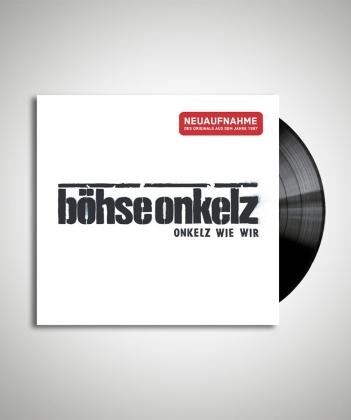 Böhse Onkelz - Onkelz Wie Wir (2021 Reissue, LP)