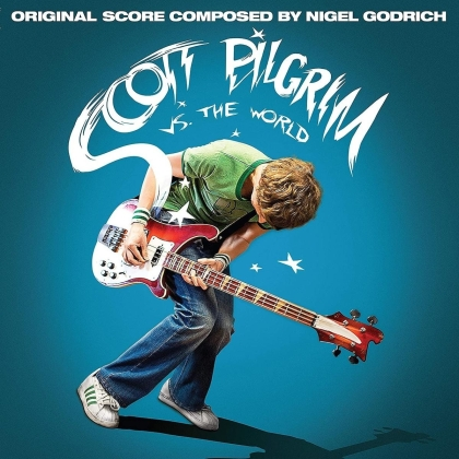 Scott Pilgrim Vs The World - OST (10th Anniversary Edition, Limited Edition, Colored, 2 LPs)