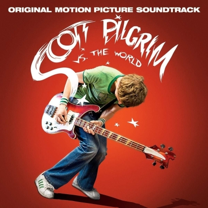 Scott Pilgrim Vs The World - OST (2021 Reissue, 10th Anniversary Edition, Limited Edition, Picture Disc, 4 LPs)