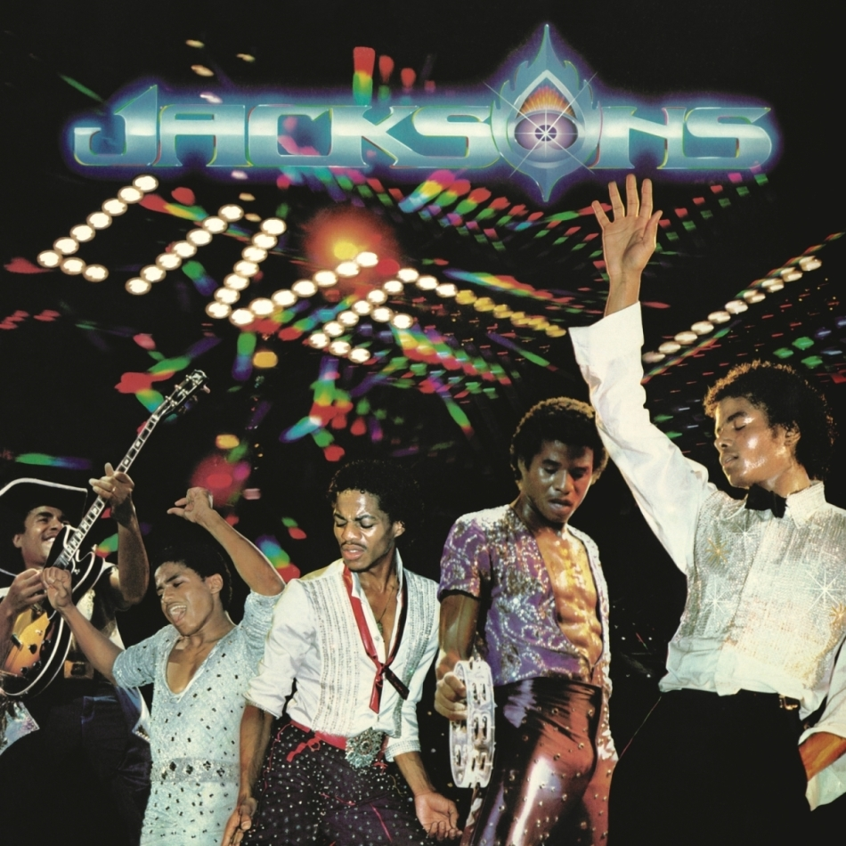 The Jacksons - Live (2021 Reissue, Epic, 2 LPs)