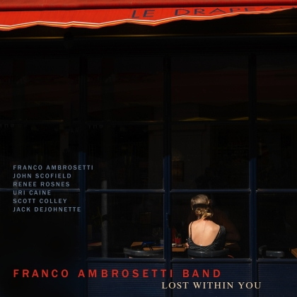 Franco Ambrosetti - Lost Within You (Digipack)