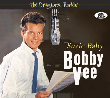 Bobby Vee - Drugstore's Rockin': Suzie Baby (Bear Family Records)