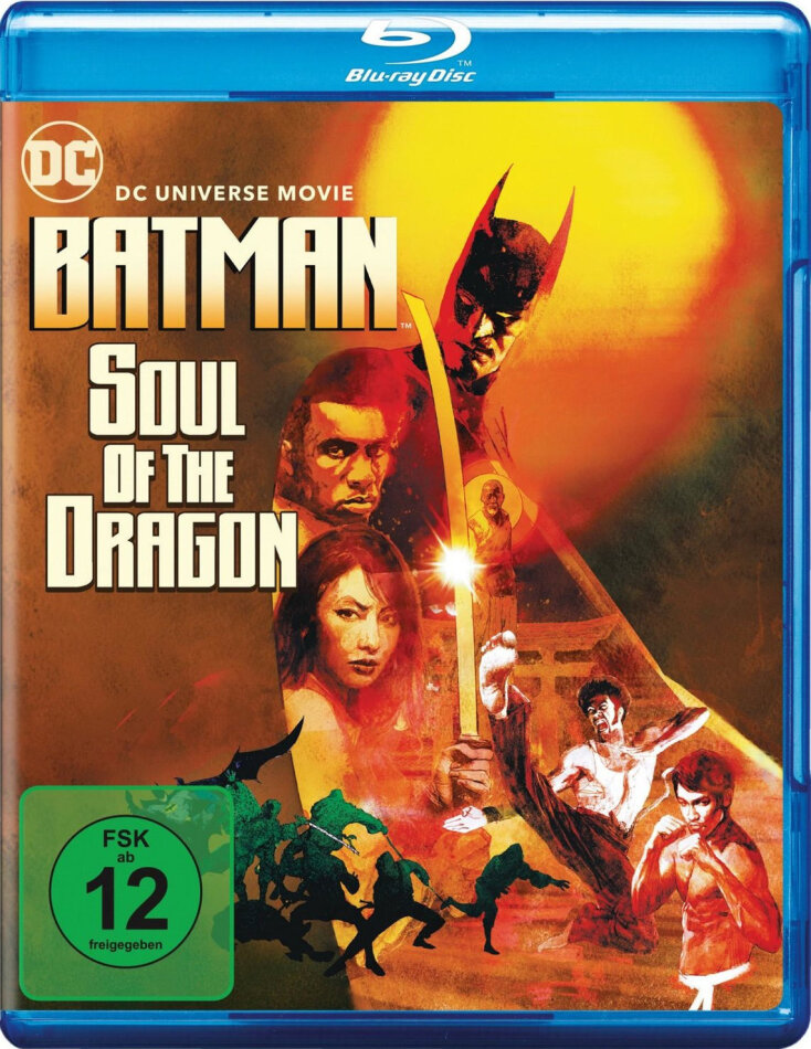Batman: Soul of the Dragon - DC Universe Movie (2021)