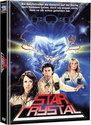 Star Crystal (1986) (Limited Edition, Mediabook, 2 DVDs)