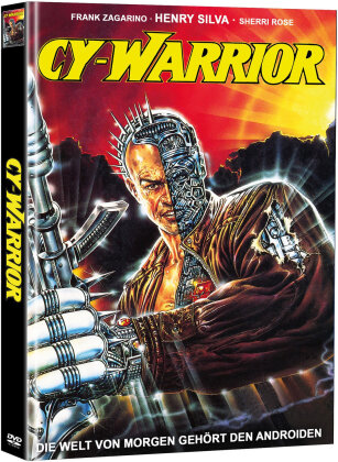 Cy-Warrior (1989) (Limited Edition, Mediabook, 2 DVDs)