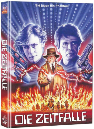 Die Zeitfalle (1987) (Limited Edition, Mediabook, 2 DVDs)