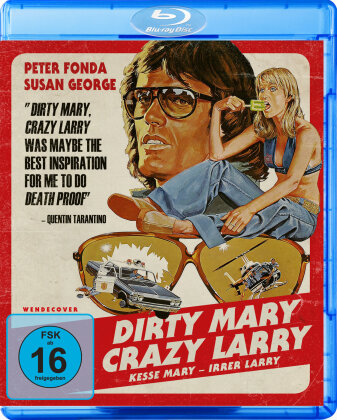 Dirty Mary Crazy Larry - Kesse Mary - Irrer Larry (1974)