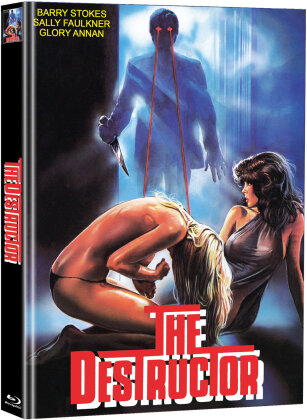 The Destructor (1977) (Limited Edition, Mediabook, Blu-ray + DVD)