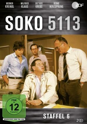 SOKO 5113 - Staffel 6 (2 DVDs)