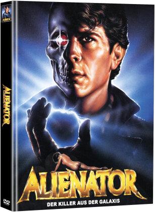 Alienator 2 - Der Killer aus der Galaxis (1991) (Limited Edition, Mediabook, 2 DVDs)