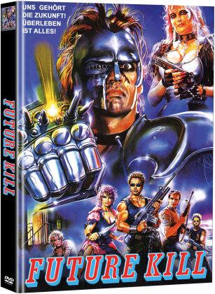 Future Kill (1985) (Limited Edition, Mediabook, 2 DVDs)