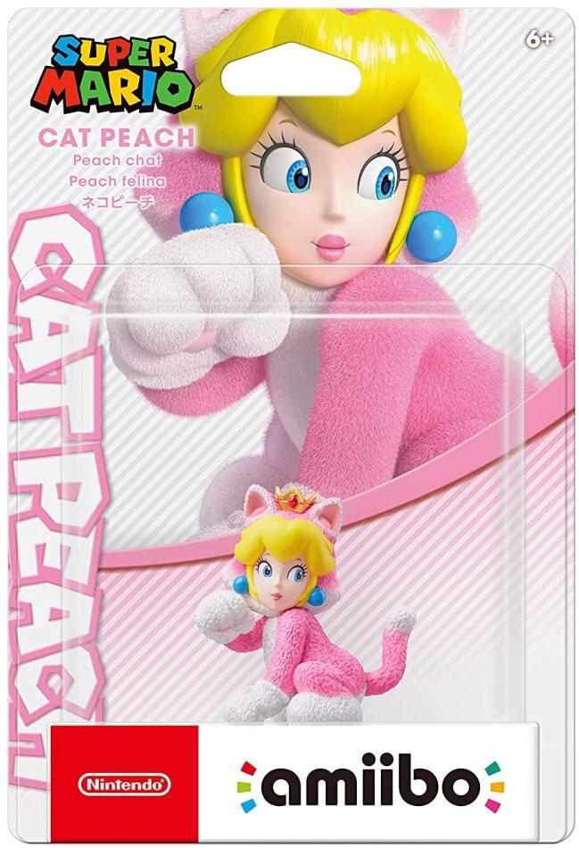 Amiibo - Cat Peach