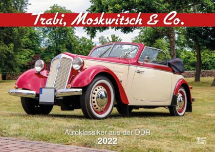 Trabi - Moskwitsch & Co. 2022