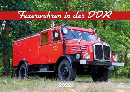 Feuerwehren in der DDR 2022