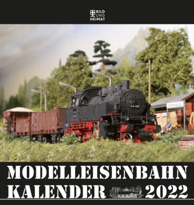 Modelleisenbahnkalender 2022