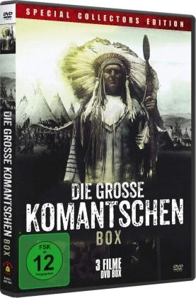Die Grosse Komantschen Box - 3 Filme (Special Collector's Edition)